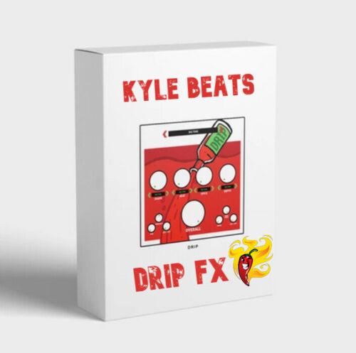 K.Beats - Drip FX VST, VST3, AAX, AU WIN.OSX x64🌶