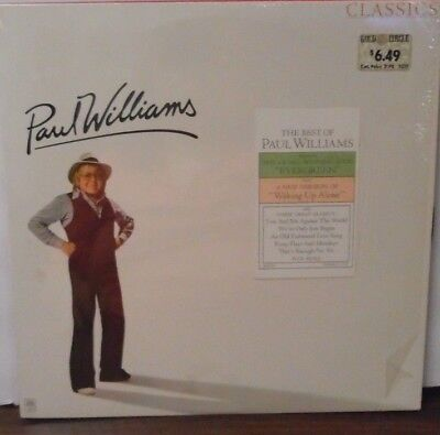 The Best of Paul Williams vinyl 1977 SP4701
