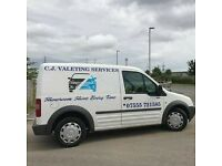 Car wash and valeting services