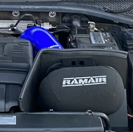 RAMAIR intake and Blue intake Hose for VW MK7/7.5 Golf R
