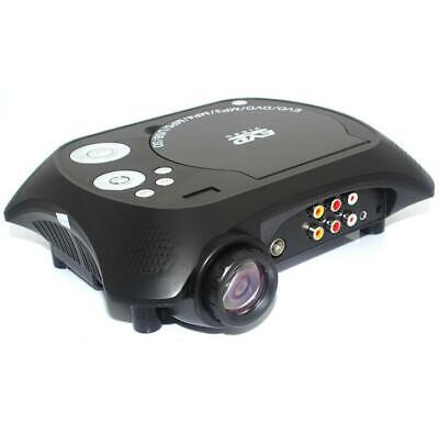 Portable LED Multimedia Projectors with DVD Movie Player Home Theater Projectors