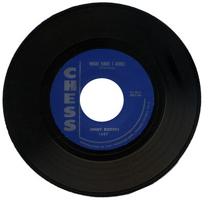 """JIMMY ROGERS  """"WHAT HAVE I DONE""""   KILLER MOODY R&B     LISTEN!"""