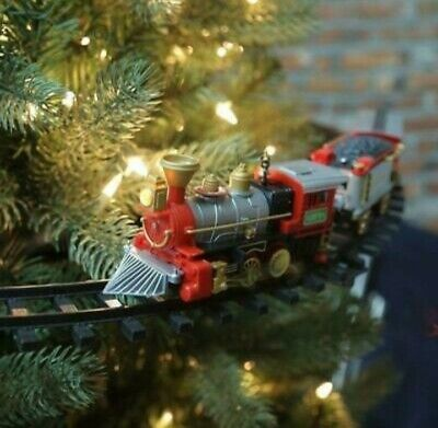 In The christmas tree or on the ground with sound BEST CHRISTMAS train set