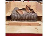 Whelping box for large dog