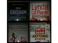 Large Bundle of Books - Mostly New