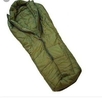 British Army Issue  Sleeping Bag