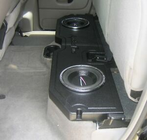 Wanted: Subwoofer and amp for 02 GMC