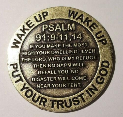 Psalm 91 Coin Lot of 1 @ $3.95 each