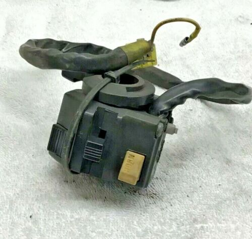 Suzuki GS500E GS500 1996 Left Hand Switch Gear 4055T118