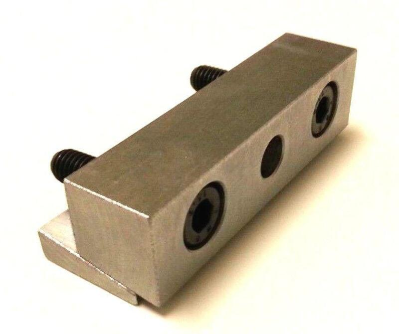 For Haas SL20/30, ST20/25/30, DS30 Turret Face Wedge Clamp CNC Lathe Tool Block