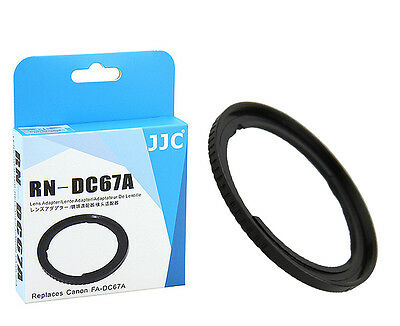 JJC 67mm Filter Adapter for CANON PowerShot SX530 SX520 HS as FA-DC67A US Seller