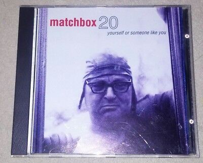 Matchbox 20 Yourself or Someone Like You CD 96 Atlantic Playgraded