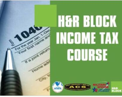 H&R income tax course-50% off