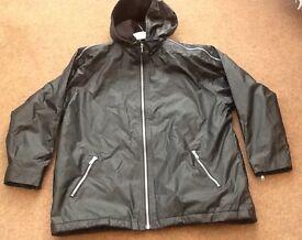 Age 11-12 jacket/coat, new