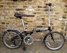 Folding bike DAHON , Schwalbe Marathon, alloy frame, serviced - workshop, good condition, test ride