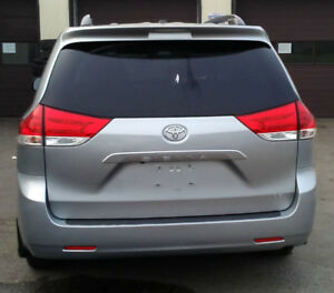 2011 Toyota Sienna LE, eight seats is for sale with safety.