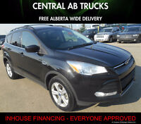 2013 Ford Escape SE Leather Nav Eco Boost SUV, Crossover