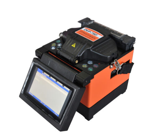 Digital Fusion Splicer With Automatic Focus Function Fiber Cleaver