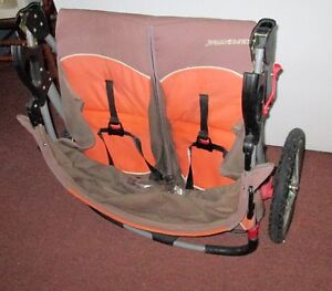 Baby Trend- Expedition Double Jogging Stroller For Sale