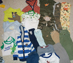 6momth boys clothes