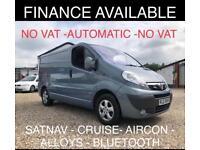 Vauxhall Vivaro sportive 2.0 CDTi Euro 5 Tecshift Automatic NO VAT