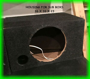 SUB-BOXES ( The Outside Housing ) ONE LEFT