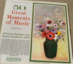 Vinyl Records/LPs - Famous Highlights from Operas, Symphonies, B