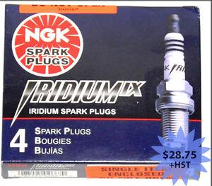 BKR7EIX Spark Plugs Volkswagen 1.8T 2.0T