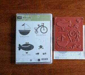 Stampin Up Moving Forward - NEW