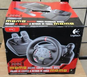 MOMO Racing Wheel / pedals from Logitech
