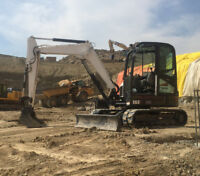 Excavating and Bobcat Sevices