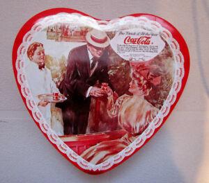 Coca-Cola, boîte de métal