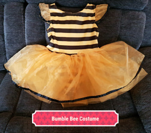 4T-5T Bumble Bee Costume