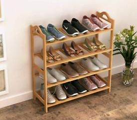 Brand New 4 Tier Shoe Rack
