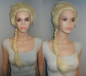 BRAND NEW WITH TAGS: Disney Frozen Deluxe ELSA Cosplay Wig