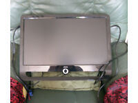 Nice 22in LCD Monitor AOC TFT22W 90PS