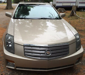 2005 Cadillac CTS Sedan
