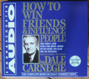 Audio Book CD: How to Win Friends & Influence People