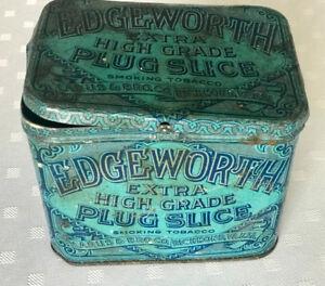 Vintage antique Edgeworth tobacco tin