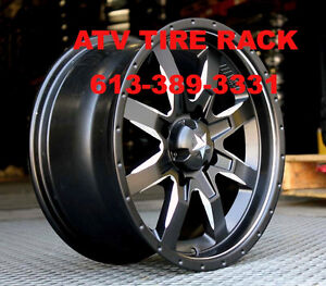 "MSA M25 Rocker 14"" Wheels set of 4 at ATV TIRE RACK Canada Kingston Kingston Area image 7"