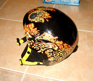 Kids Snow Sports Helmet - sz M (52-56 cm)