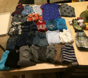3-6 month boys clothes great shape