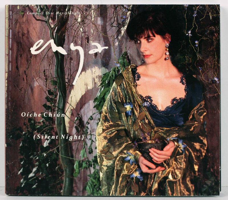 CD - Enya - Silent Night - Oriel Window - Maxi Single Reprise 40660 - $5.50