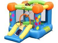 Castle bouncy
