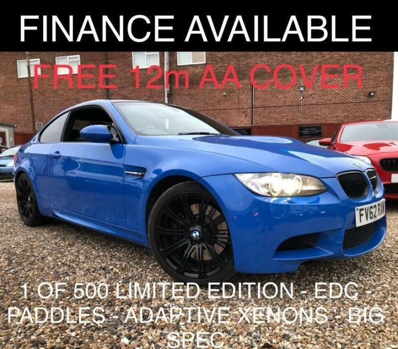 2013 BMW M3 4 0 V8 Limited Edition 500 DCT 2dr | in Newbury, Berkshire |  Gumtree