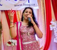 Bollywood Indian Professional Singing for Musical Event