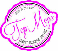 TopMops Luxury Cleaning Services – Clean at it's Finest!