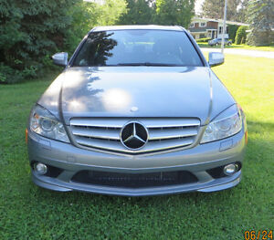 MERCEDES / C300 / 2009 / 4MATIC