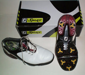 Choice of 4 Pair of FootJoy Mens and Ladies Golf Shoes London Ontario image 6