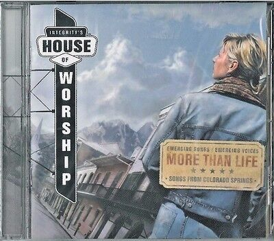 (Integrity's House Of Worship More Than Life (CD, New, Integrity Music))